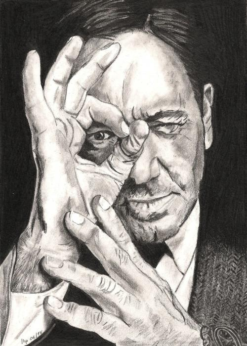 Kevin Spacey by patrick